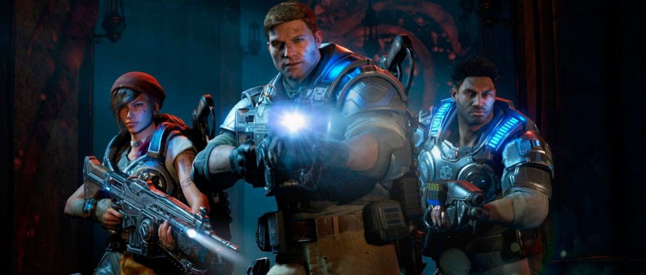 gears of war 4 gameplay