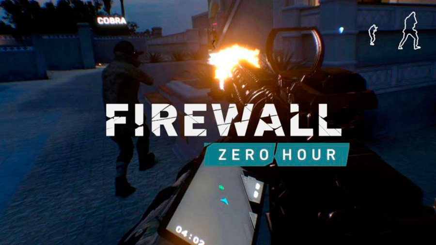 Firewall Zero Hour PlayStation VR