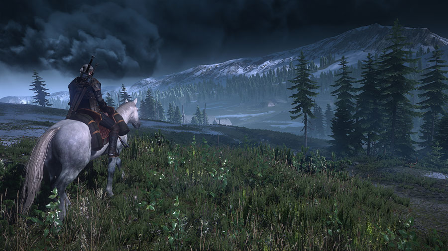 the witcher 3 2013