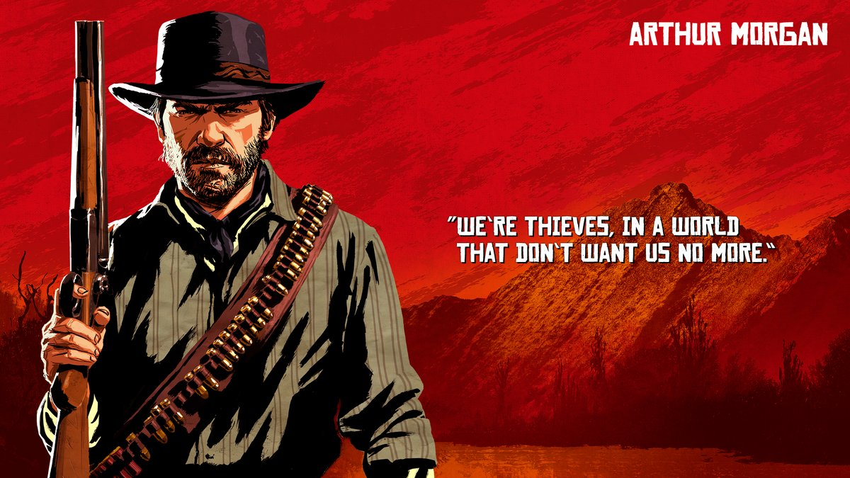 Arthur Morgan - Red Dead Redemption 2