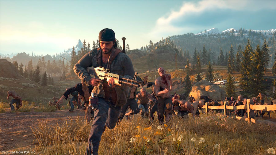 Days Gone TGS2018