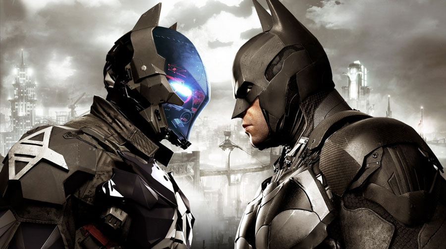 Rocksteady Batman Arkham Knight