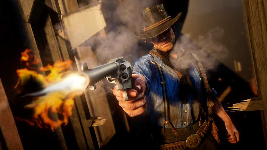 Red Dead Redemption 2 241018