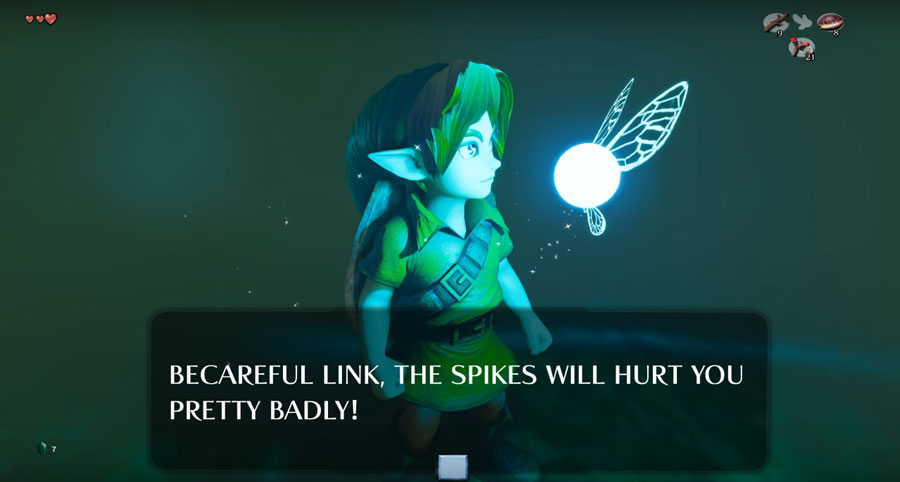 Zelda Ocarina of Time Unreal Engine 4 02