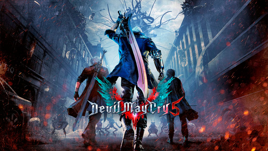 Devil May Cry 5 1