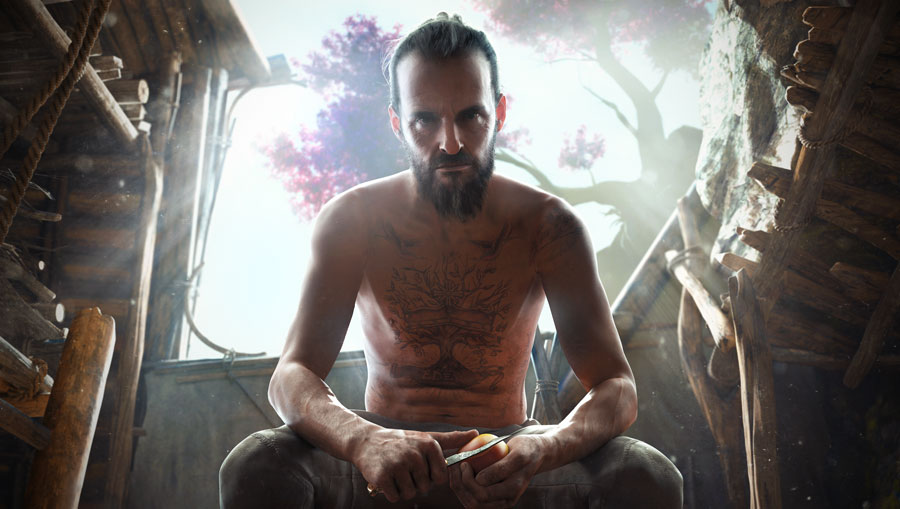 Far Cry New Dawn - Joseph Seed