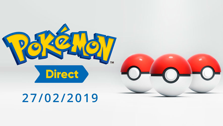 Pokemon Direct 27 02 2019