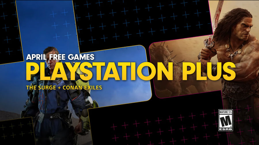 Juegos PS Plus abril 2019