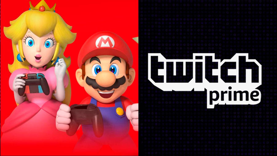 Nintendo Switch Online con Twitch Prime