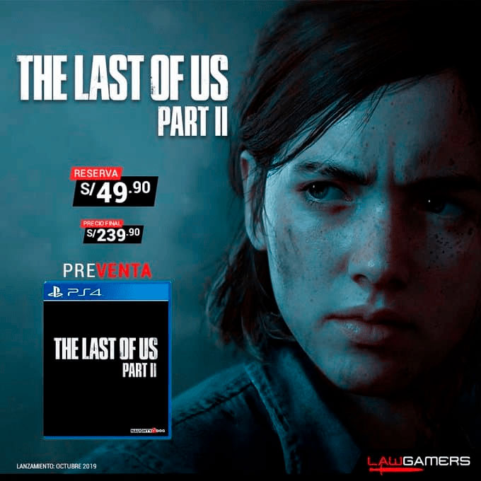 The Last Of Us 2 LAWGAMERS