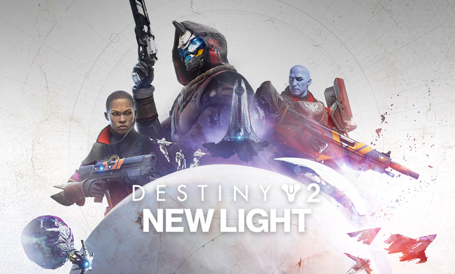 Destiny 2 New Light