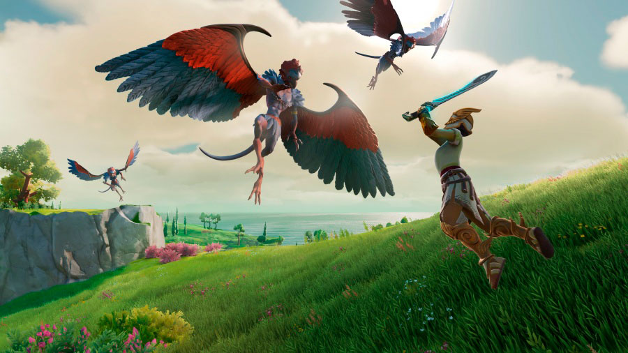 Gods and Monsters E3 2019 02