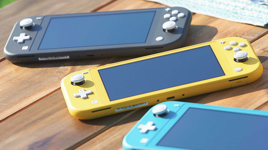 Nintendo Switch Lite Colores 2