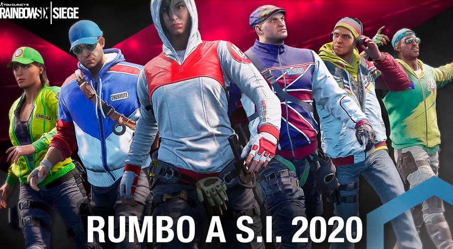 Rainbow Six Rumbo al SI 2020