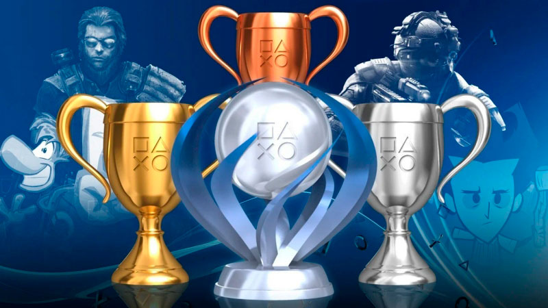 Trofeos de PlayStation
