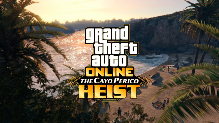 GTA Online The Cayo Perico Heist