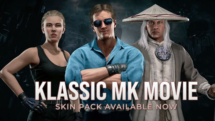 Klassic MK Movie Mortal Kombat 11