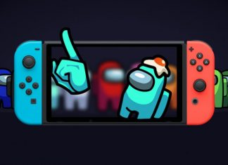 Among Us Nintendo Switch